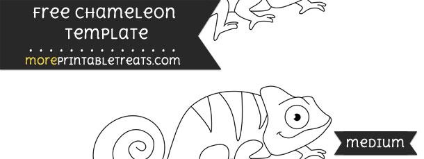 Chameleon Template – Medium