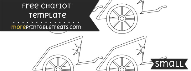 Chariot Template – Small