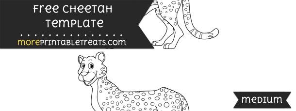 Cheetah Template – Medium