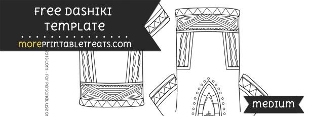 dashiki template  u2013 medium