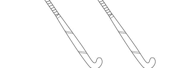 field hockey stick template � medium