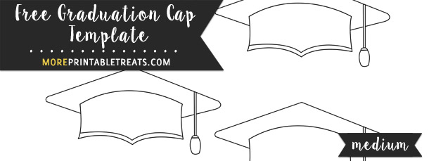 photo about Graduation Cap Template Free Printable named Commencement Cap Template Very low