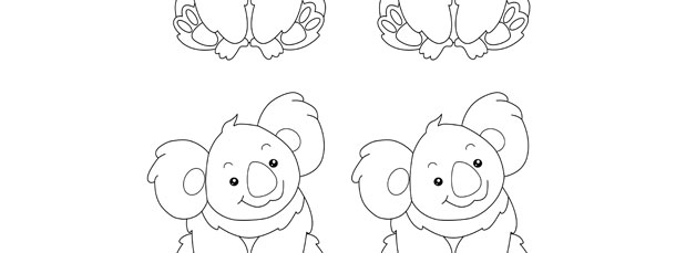 Koala Template – Small
