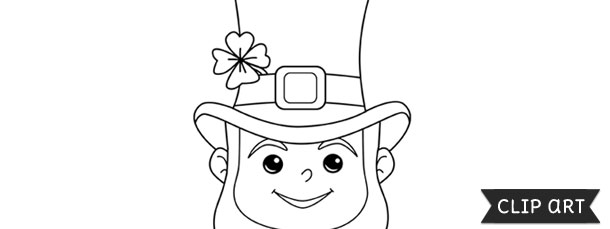 leprechan template