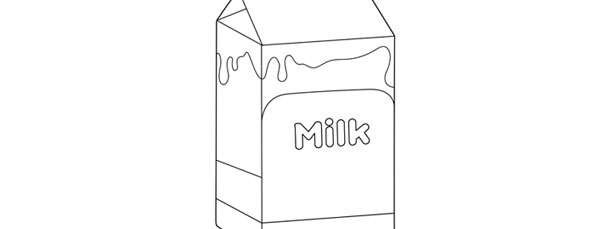 26 images of milk carton box template | bfegy. Com.