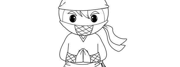 ninja template large