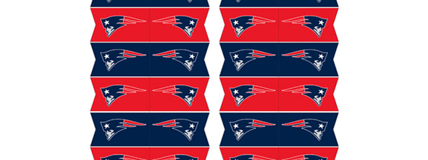 Patriots Toothpick Flags