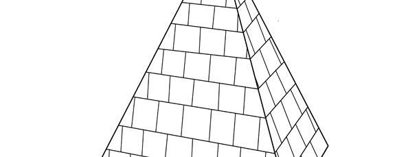 pyramid template large