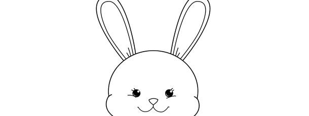 rabbit template large
