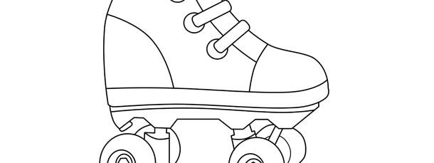 Free Printable Roller Skating Invitation Template Roller