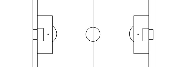 Soccer Field Template – Large