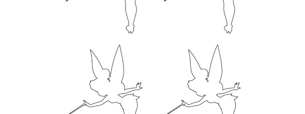 Tinkerbell Wings Template