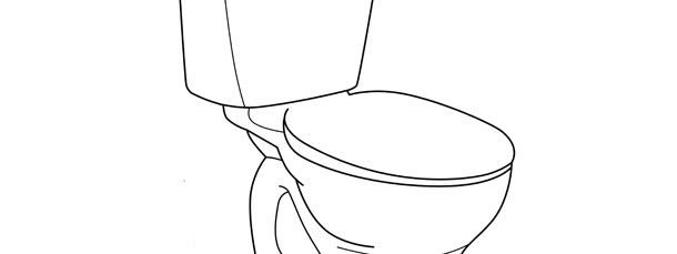 toilet template large