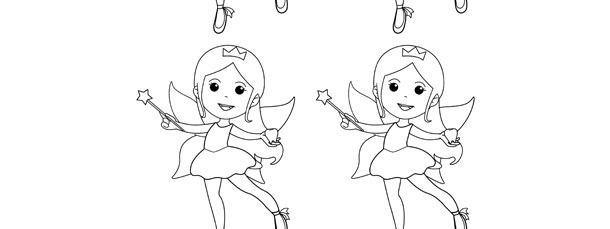 Tooth fairy template small pronofoot35fo Image collections