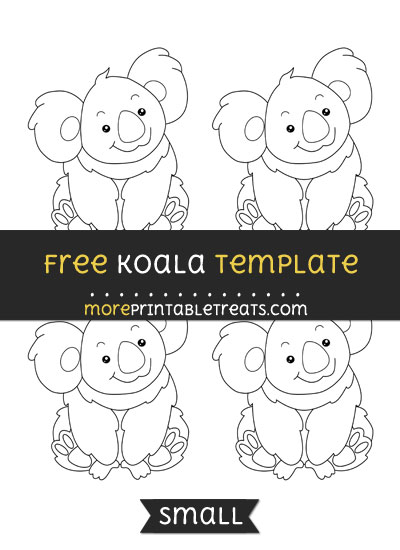 koala template small