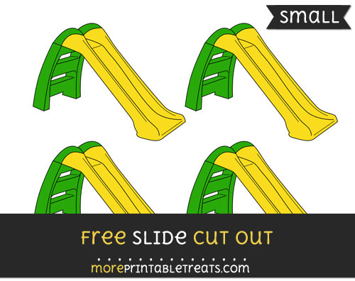 Free Slide Cut Out - Small Size Printable