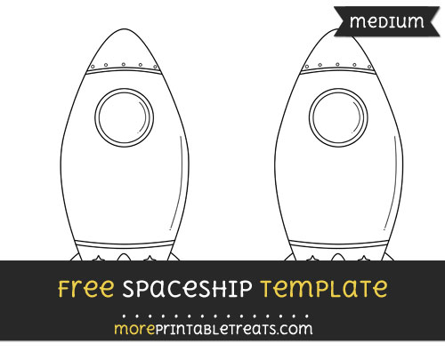 Spaceship Template