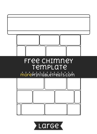 Free Chimney Template - Large