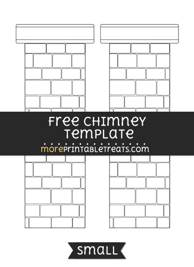 Free Chimney Template - Small