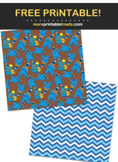 Free Printable Cookie Monster Backgrounds