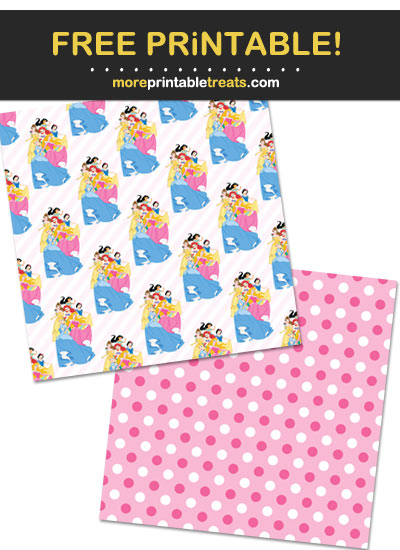 Free Printable Disney Princesses Backgrounds