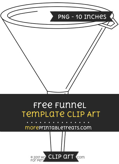 Free Funnel Template - Clipart