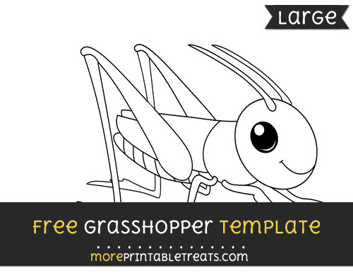 Free Grasshopper Template - Large