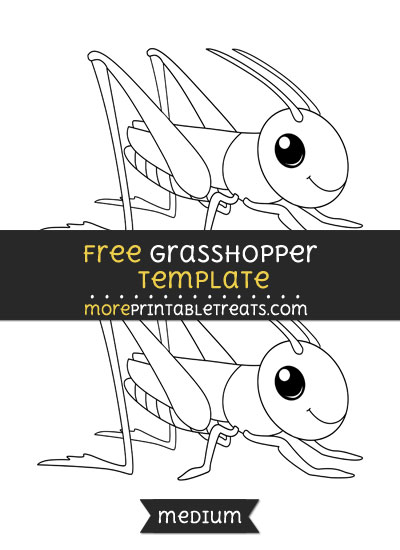 Free Grasshopper Template - Medium