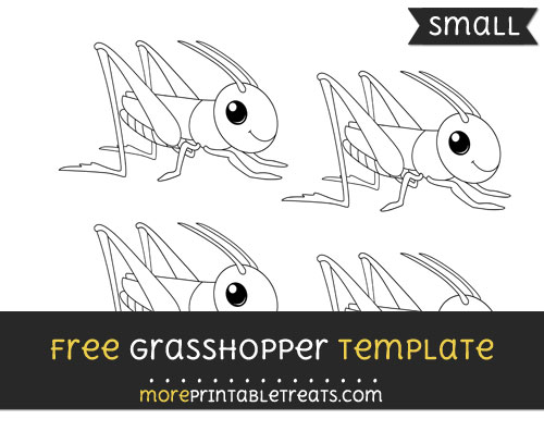 Free Grasshopper Template - Small