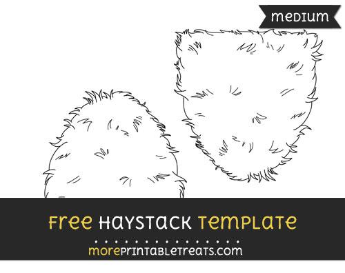 Free Haystack Template - Medium