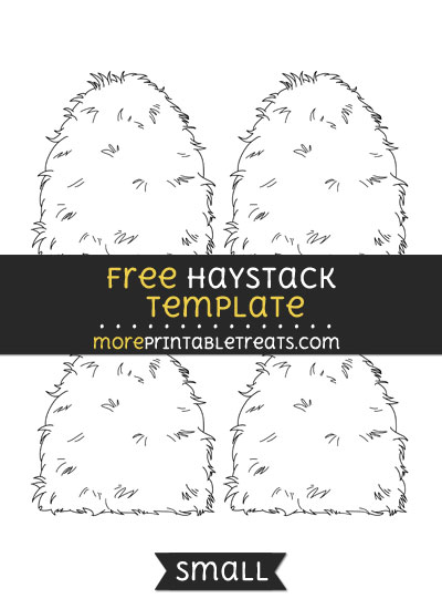 Free Haystack Template - Small