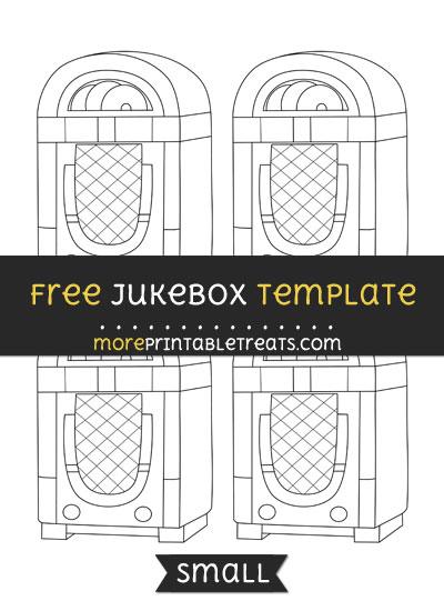 Free Jukebox Template - Small