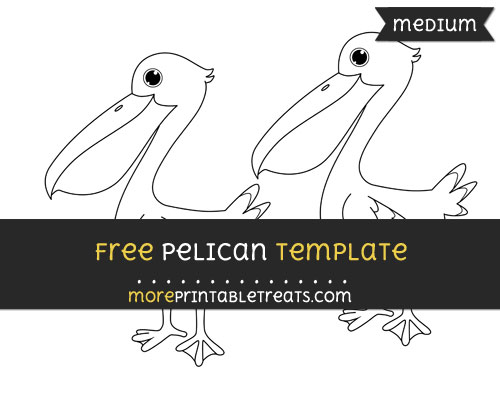 Free Pelican Template - Medium