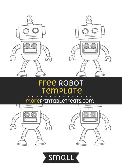 Free Robot Template - Small