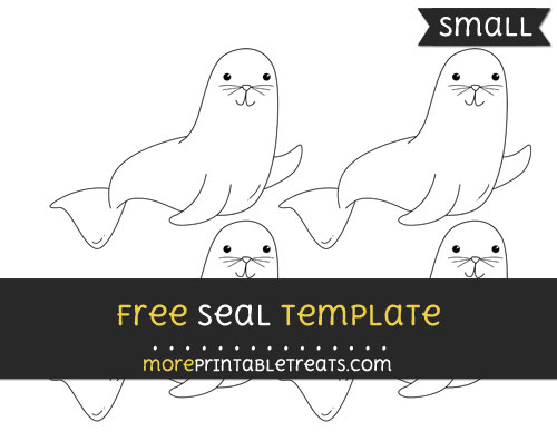 Free Seal Template - Small