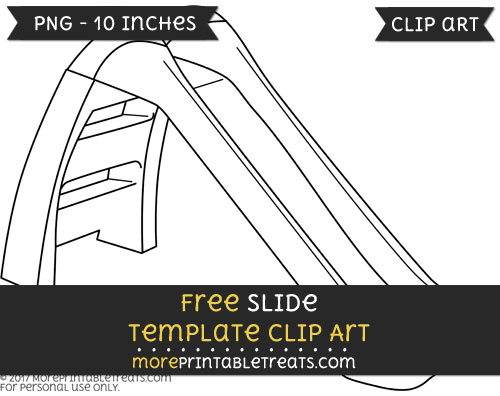Free Slide Template - Clipart