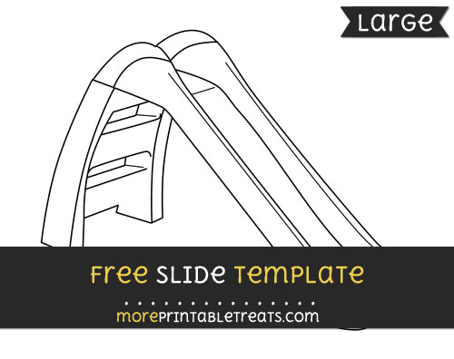 Free Slide Template - Large