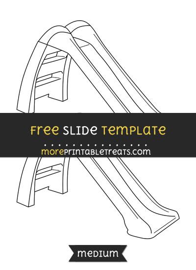 Free Slide Template - Medium