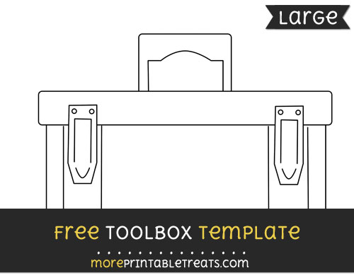 Free Toolbox Template - Large