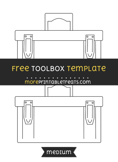 Free Toolbox Template - Medium