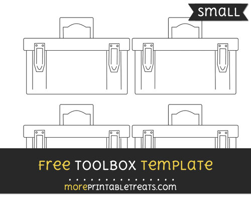 Free Toolbox Template - Small